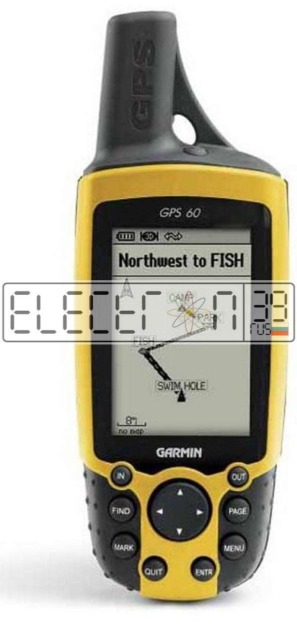 поиск навигатора для рыбалки